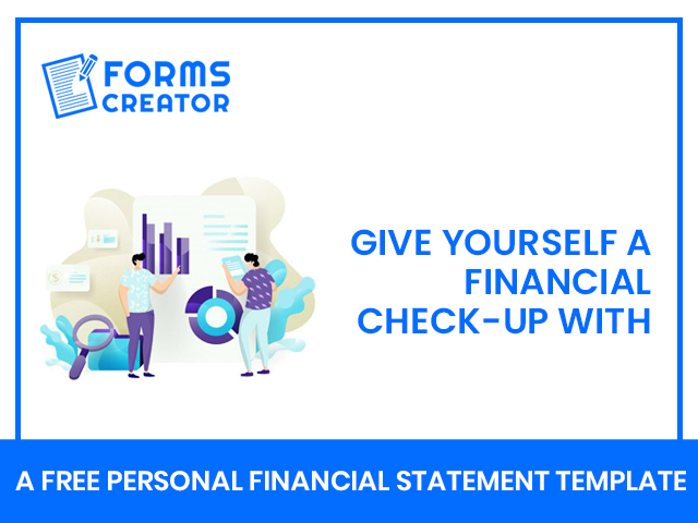 Free Personal Financial Statement Template-Forms-creator